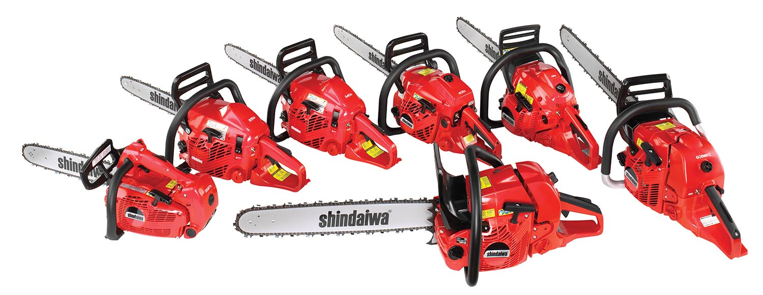 Shindaiwa Motorkettingzagen